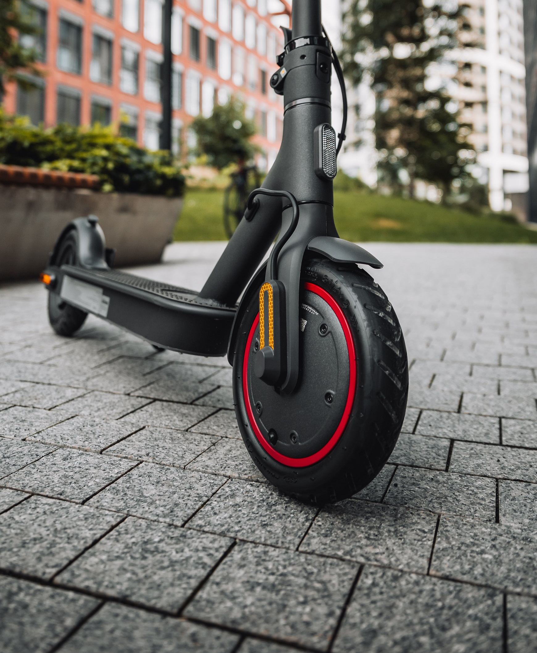 E-Scooter Detection