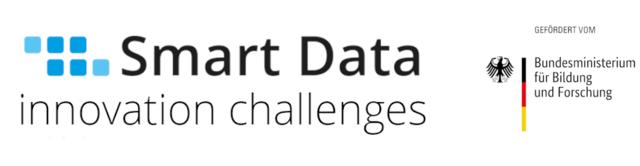 Smart Data Innovation Challenges gefördert vom Bundesministerium für Bildung und Forschung